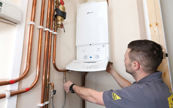 Worcester Bosch boiler installation Leicester, Emergency Plumbers in Leicester