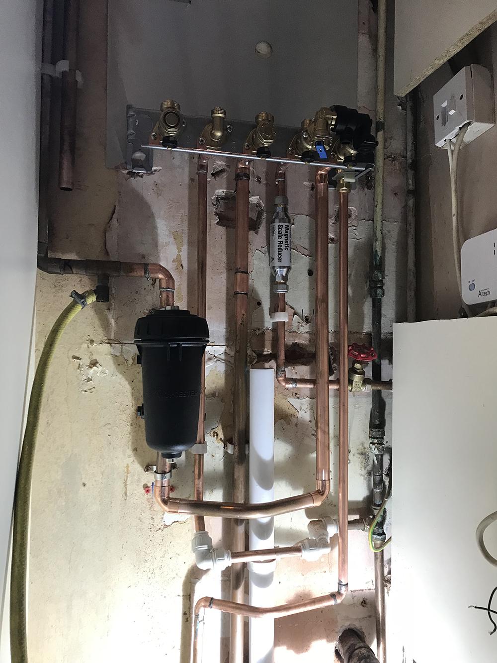 Boiler repair leicester