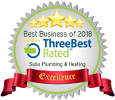 ThreeBest Rated Plumbers in Leicester